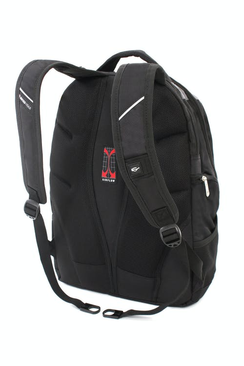 1b075dea0f48 ... BACKPACK REFLECTIVE ACCENT MATERIAL. SWISSGEAR 1191 DELUXE LAPTOP  BACKPACK PADDED