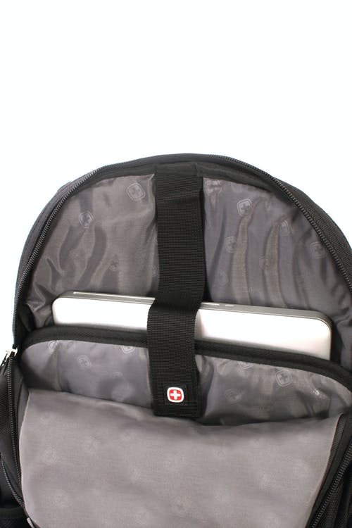 SWISSGEAR 1191 DELUXE LAPTOP BACKPACK LAPTOP COMPARTMENT
