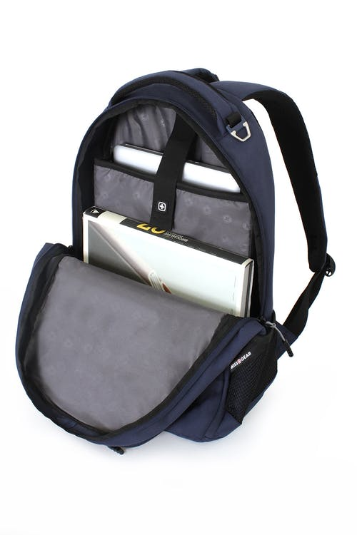 """Swissgear 1230 Laptop Backpack - laptop sleeve that holds up to 15"""" Laptops"""