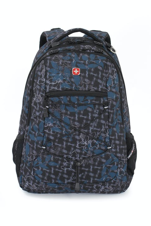 SWISSGEAR 1230 LAPTOP BACKPACK FRONT PANEL BUNGEE CORD SYSTEM
