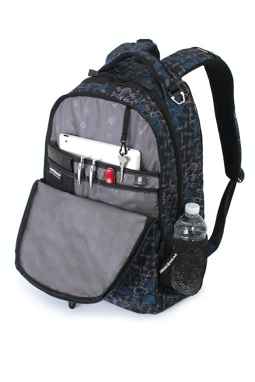 SWISSGEAR 1230 LAPTOP BACKPACK ORGANIZER COMPARTMENT