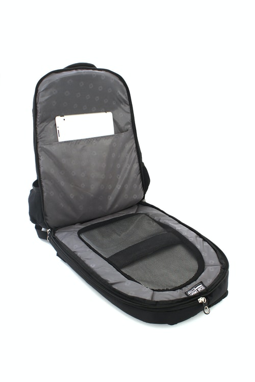SWISSGEAR 1271 SCANSMART LAPTOP BACKPACK WITH PROTECTIVE LAPTOP-ONLY COMPARTMENT