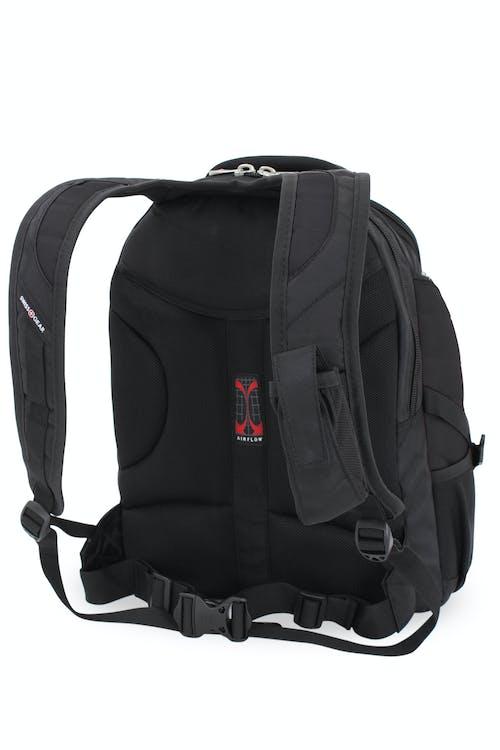 SWISSGEAR 1592 Deluxe Laptop Backpack - Heavily Padded Airflow Back Panel