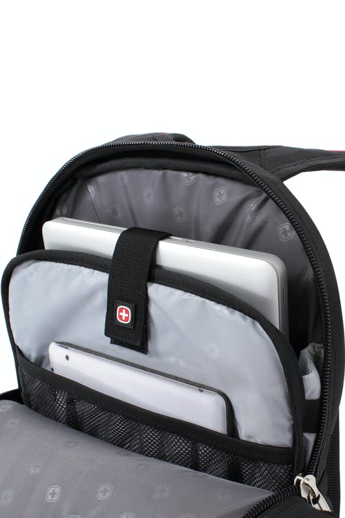SWISSGEAR 1592 Deluxe Laptop Backpack - Highly Protective Laptop Compartment