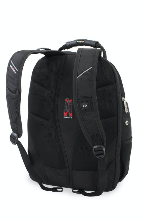 SWISSGEAR 1696 SCANSMART LAPTOP BACKPACK PADDED, AIRFLOW BACK PANEL