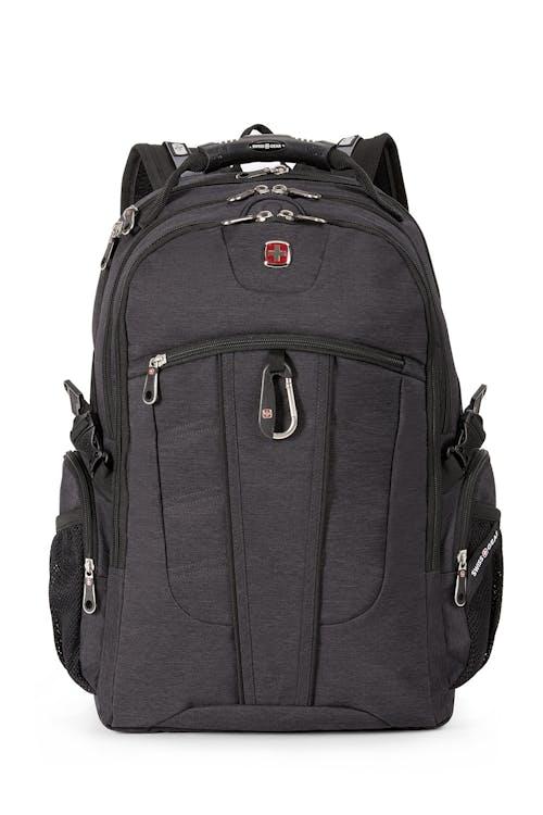 Swissgear 1753 ScanSmart TSA Laptop Backpack Quick-access, front zippered pocket