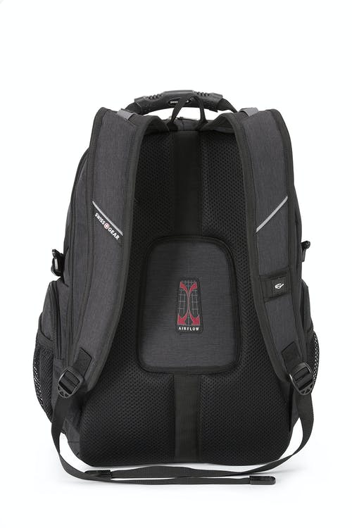 Swissgear 1753 ScanSmart TSA Laptop Backpack Padded, Airflow back panel