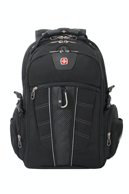 SWISSGEAR 1753 SCANSMART LAPTOP BACKPACK PADDED, AIRFLOW BACK PANEL