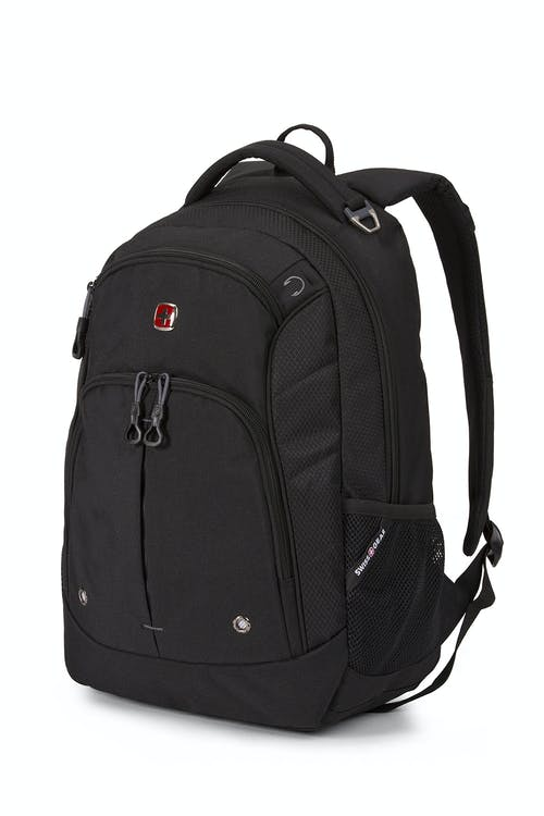 Swissgear 1758 Backpack - Black Cod/Slate Cement