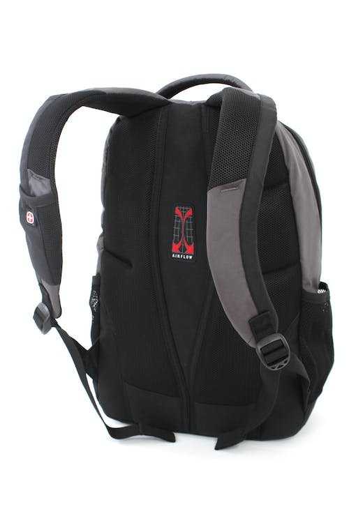 6af53b690d80 Swissgear 1758 Laptop Backpack - Grey Black