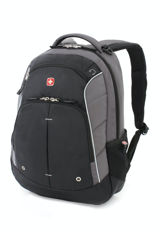 Swissgear 1758 Backpack - Gray/Black