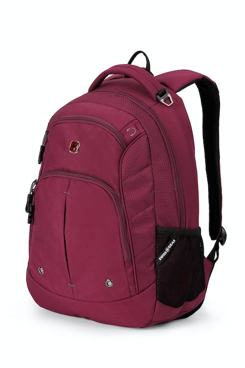 Swissgear 1758 Backpack - Wine Romance