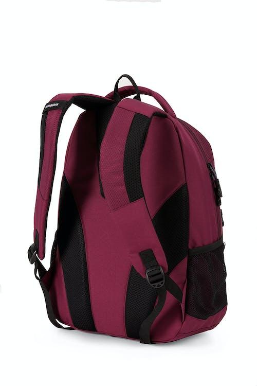 Swissgear 1758 Backpack Ergonomically contoured, shoulder straps