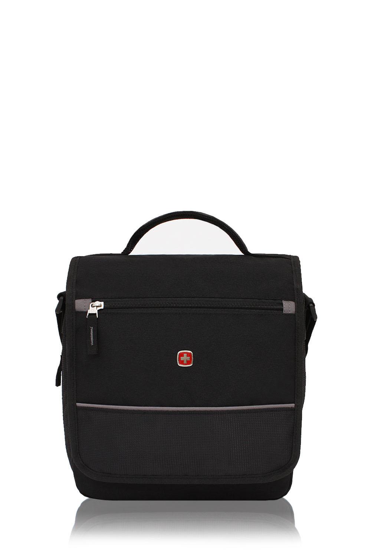 SWISSGEAR 1805 Mini Messenger Bag - Black