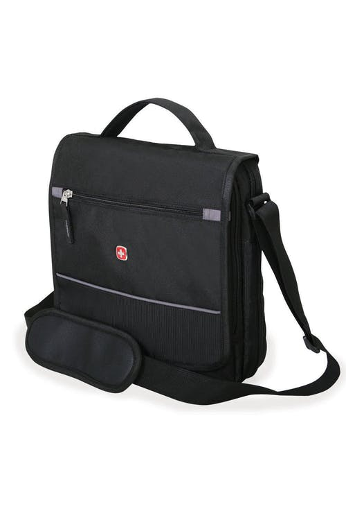 Swissgear 1805 Mini Messenger Bag - Black