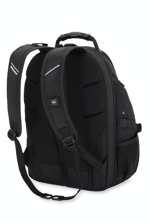 3d79dfe4fbc9 Swissgear 1900 ScanSmart Laptop Backpack Padded shoulder straps with  built-in suspension
