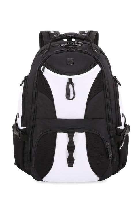SWISSGEAR 1900 Black Series Scansmart Backpack - Front View