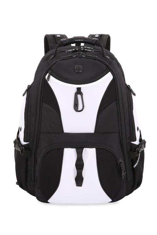 SWISSGEAR 1900 Black Series Scansmart Backpack - Front View