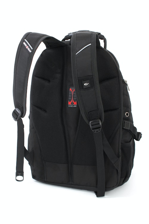 SWISSGEAR 1900 SCANSMART LAPTOP BACKPACK AIRFLOW BACK PANEL