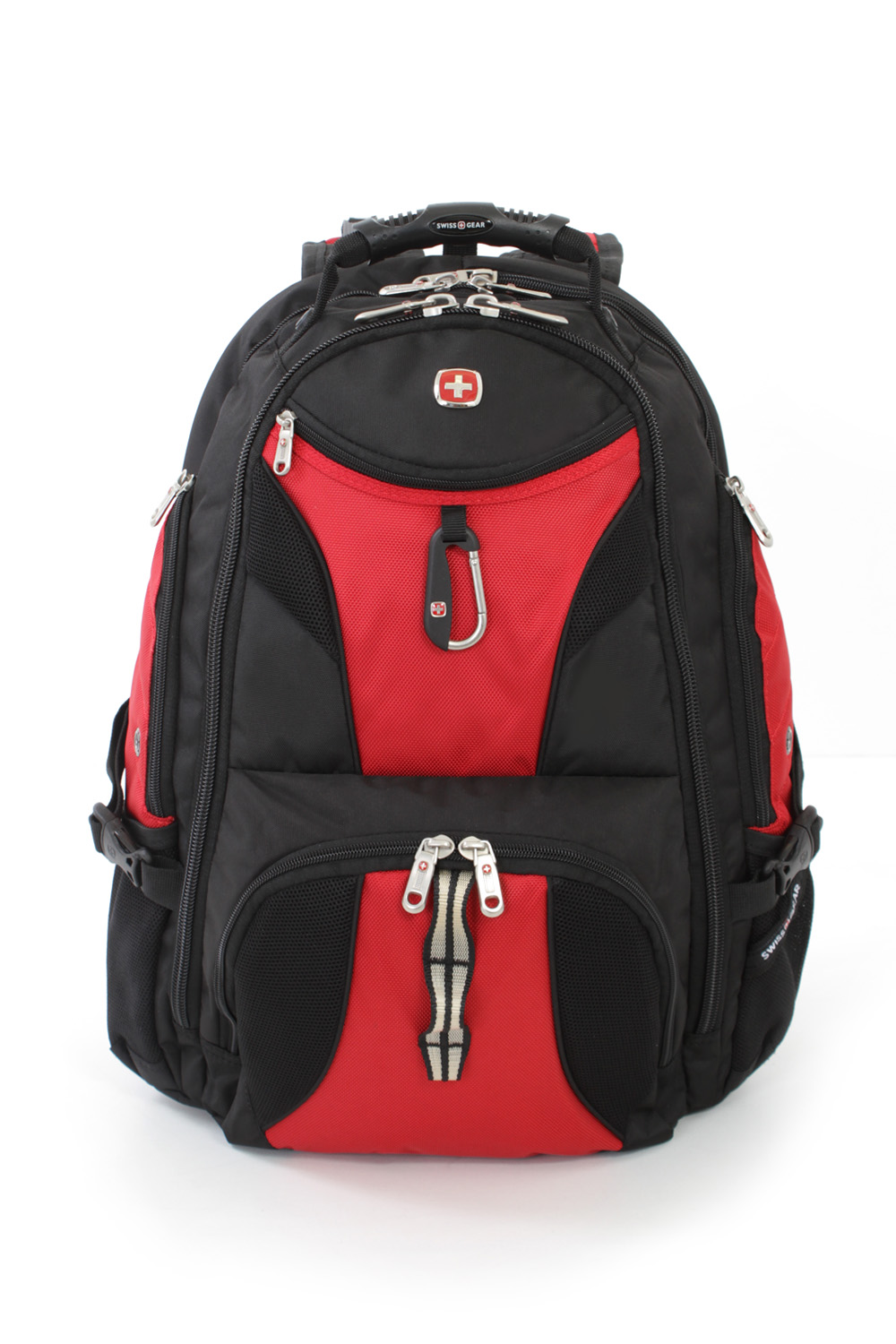 Swiss Gear Red And Black Backpack | Cg Backpacks
