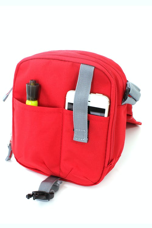 SWISSGEAR 2310 MINI FLAP BAG REAR SLIP POCKET