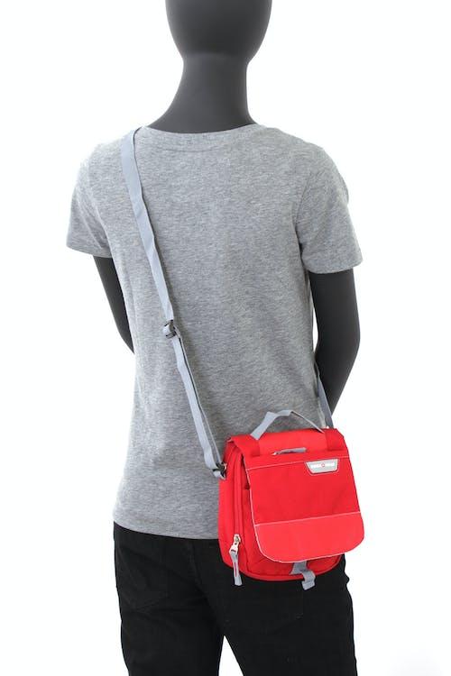 SWISSGEAR 2310 MINI FLAP BAG ADJUSTABLE WEB SHOULDER STRAP