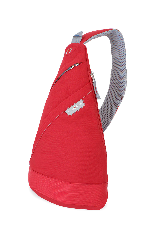 SWISSGEAR Triangle Sling Bag - Red