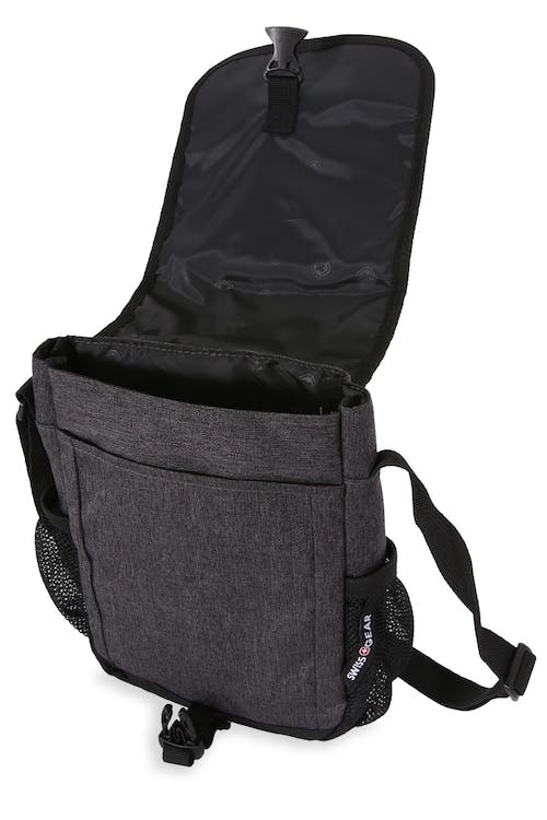 Swissgear  2365 Vertical Travel Bag Exterior cell phone pocket