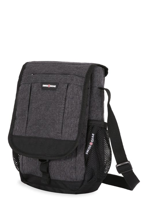 Swissgear 2365 Vertical Travel Bag - Heather Gray
