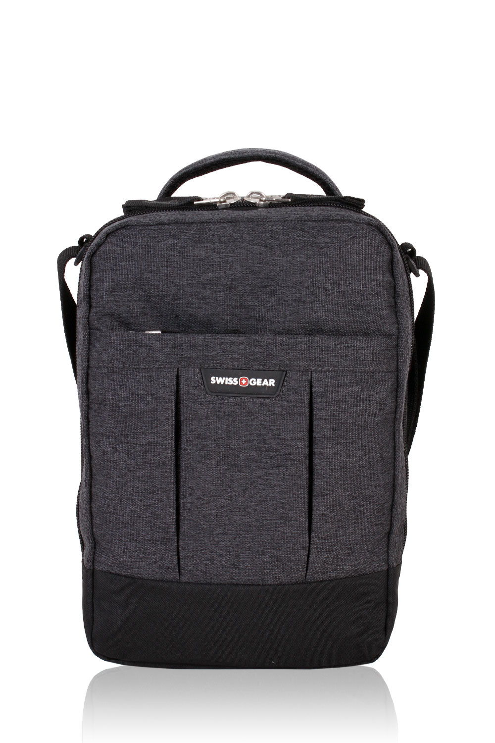 Swissgear 1805 Mini Messenger Bag Black