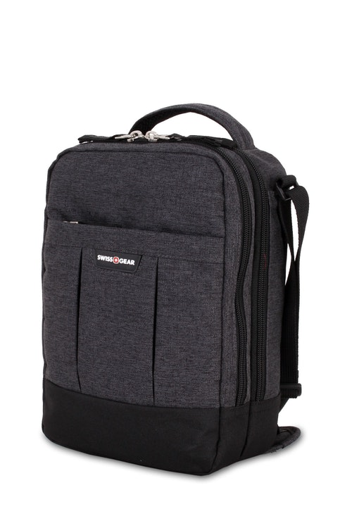 Swissgear 2611 Vertical Boarding Bag - Dark Grey Heather