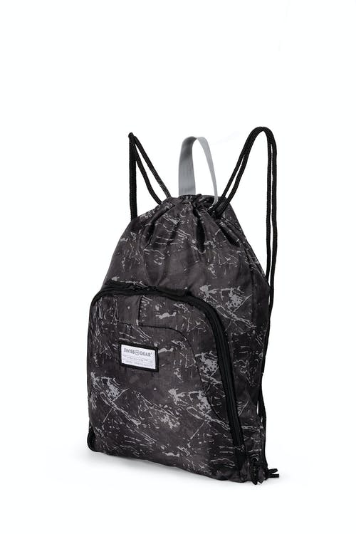 Swissgear 2615 Sports Bag - Ridge Dark Gray Print