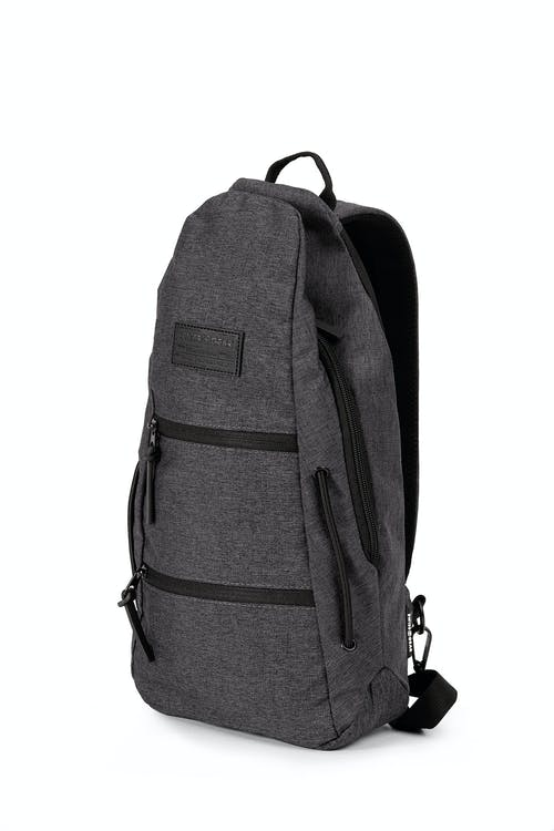 Swissgear Sling Backpack - Heather Gray