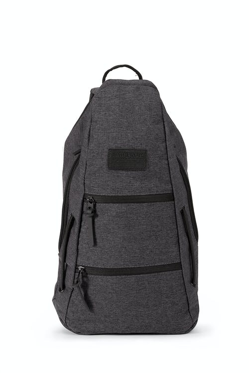 Swissgear Sling Backpack Two front zip pockets