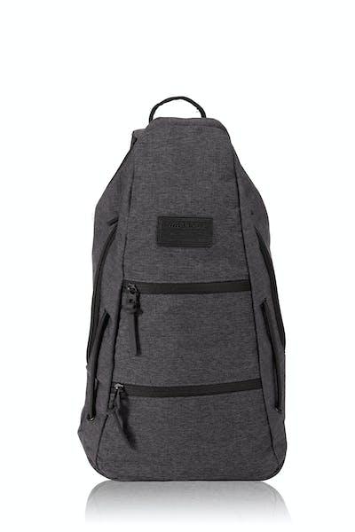 """SWISSGEAR 16.5"""" Sling Backpack - Heather Gray"""