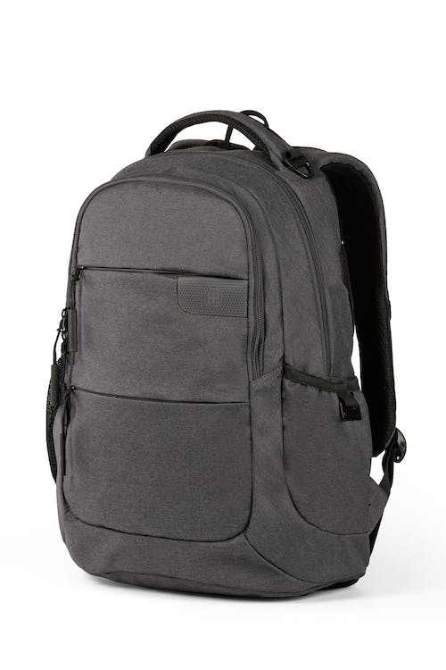 Swissgear 2731 Laptop Backpack - Dark Heather Gray
