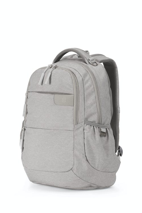 SWISSGEAR 2731 Laptop Backpack - Light Gray Heather