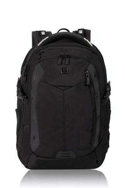 Online Exclusive Swissgear 2700 USB ScanSmart Laptop Backpack - Black 28143c7da99bd