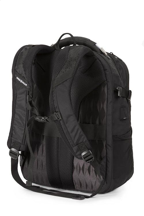Swissgear 2700 USB ScanSmart Laptop Backpack Padded shoulder straps with built-in suspension
