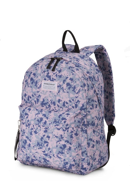 Swissgear 2819 Tablet Backpack - Coral Blush Granite