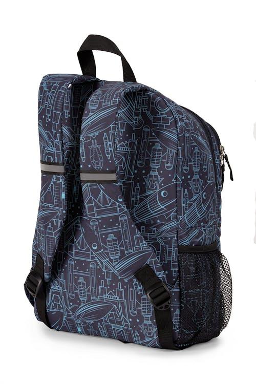 Swissgear 2859 Youth Backpack Ergonomically contoured padded shoulder straps