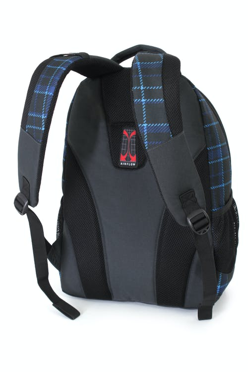 SWISSGEAR 3029 BACKPACK PADDED, AIRFLOW BACK PANEL