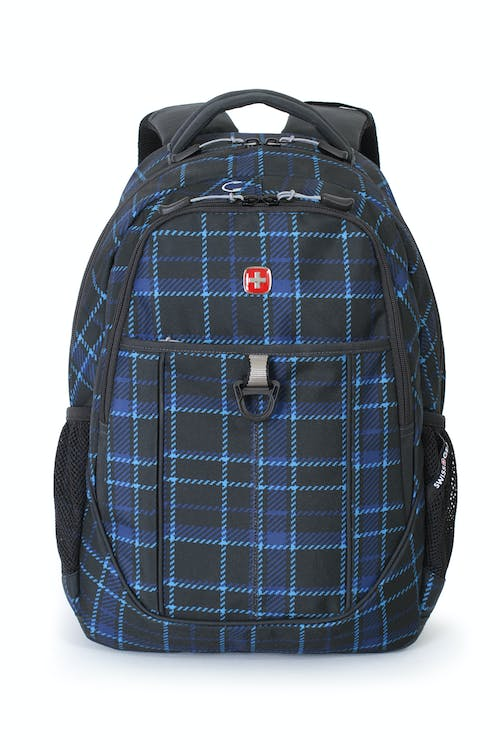 SWISSGEAR 3029 BACKPACK QUICK ACCESS, FRONT ZIPPERED POCKET