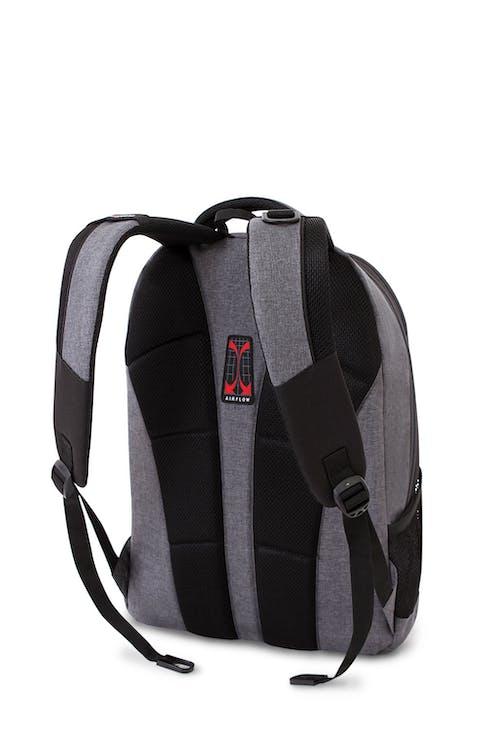 SWISSGEAR 3101 Laptop Backpack Padded, Airflow back panel