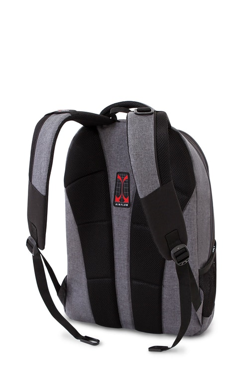 SWISSGEAR 3101 Laptop Backpack Padded, Airflow back panel