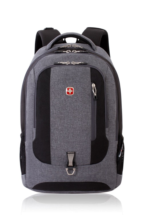SWISSGEAR 3101 Laptop Backpack Front vertical zip pocket