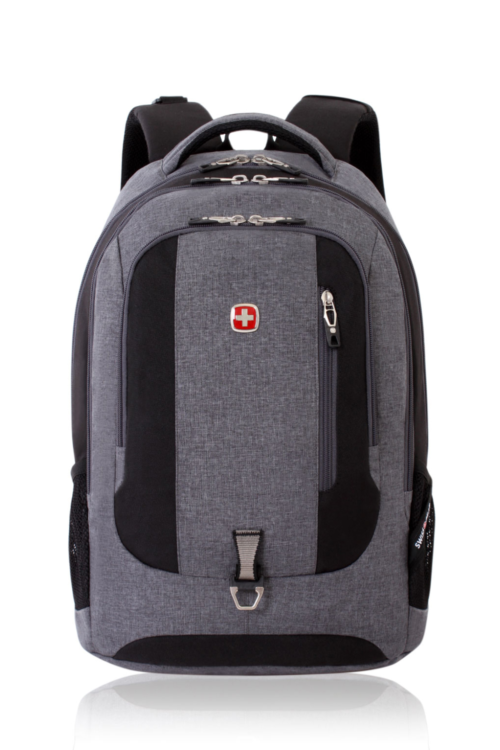 SWISSGEAR 3101 Laptop Backpack - Black/Heather