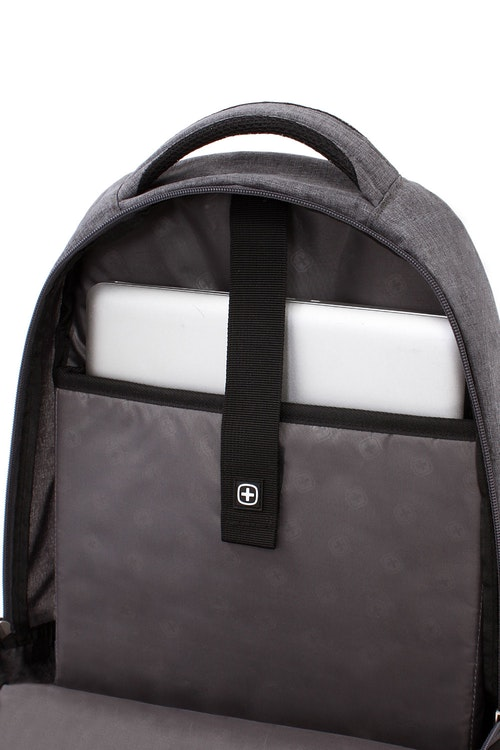 """SWISSGEAR 3101 Laptop Backpack laptop sleeve designed to fit most 15"""" portable computers"""