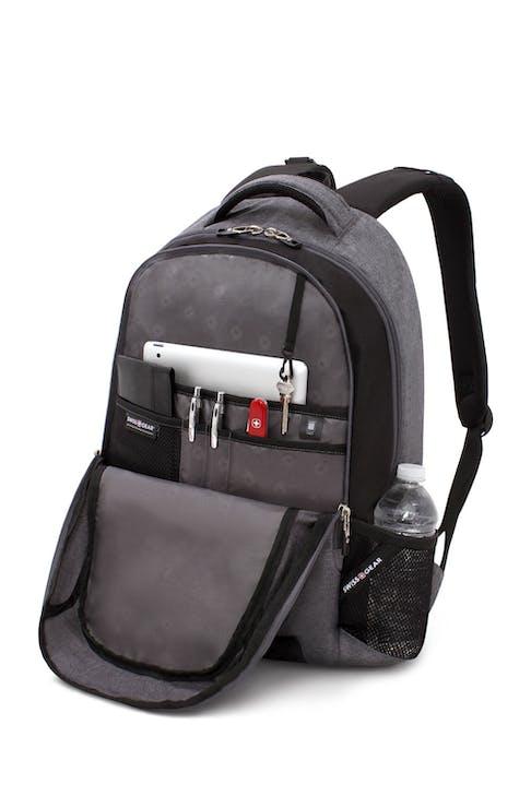 SWISSGEAR 3101 Laptop Backpack Organizer compartment