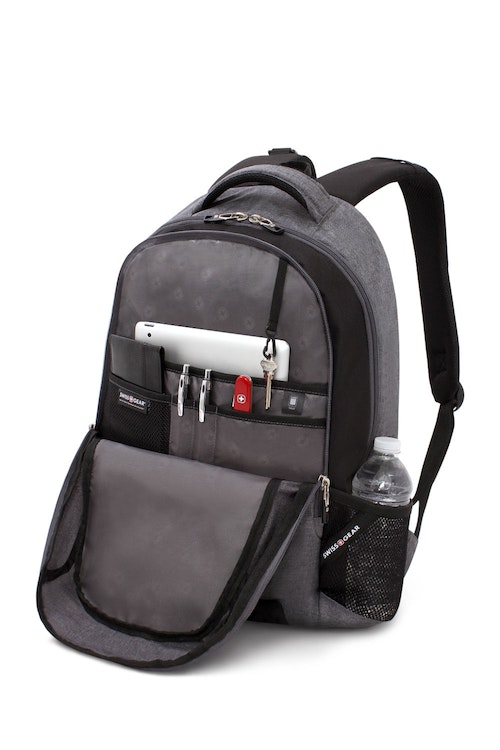 SWISSGEAR 3101 Laptop Backpack Organizer compartment